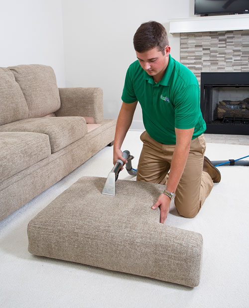Chem-Dry of NW Arkansas professional upholstery cleaning in Fayetteville AR